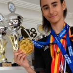 Almanya'da Gurbetçi Kızın Başarısı
