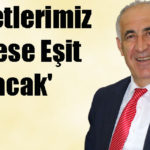 Başkan Karadağ, ile Röportaj