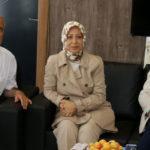 Vekillerden Başkan Karadağ'a Hayırlı Olsun Ziyareti