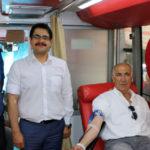 Hekimhan'da Kan Bağışı Kampanyası