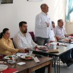 Başkan Karadağ, Meclis Üyeleri ve Muhtarlar İle Kahvaltıda