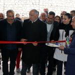 Tekstil Fabrikası Açıldı
