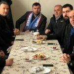 Hekimhan Belediye Spor Kulübü'nde Başkanlığa Mutlu Seçildi
