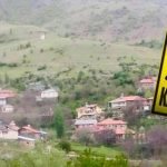 Kozdere'de Karantinaya Alındı