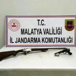 Hekimhan'da Silah Kaçakçılığı