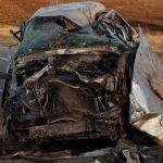 Hekimhan'da pikap refüje çarptı: 1 ölü