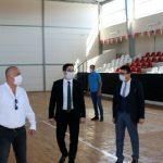 Hekimhan Modern Spor Salonuna Kavuştu