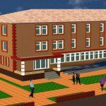 Sakarya Ortaokulu Yeniden Yapılıyor