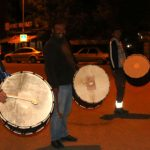 Hekimhan'da sahur davulu geleneği devam ediyor