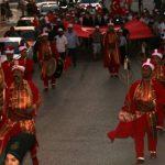 Hekimhan'da 15 Temmuz Yürüyüşü Yapıldı